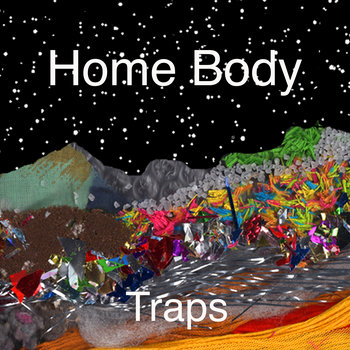 Traps cover art