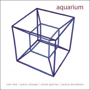 Aquarium cover art