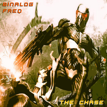 The Chase cover art