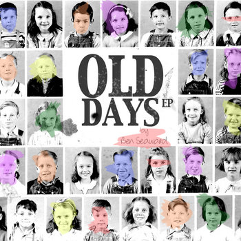Old Days EP cover art