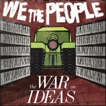The War on Ideas cover art