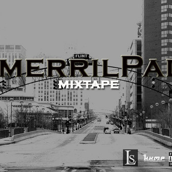 #MerrilPad cover art