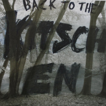 Back to the Kitschen cover art