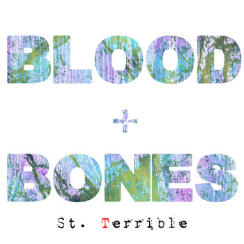 Blood + Bones (Single) cover art