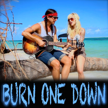 Burn One Down cover art