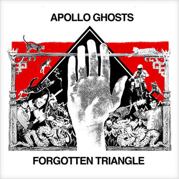 Forgotten Triangle EP cover art