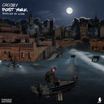 POST YORK cover art