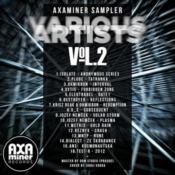 Various Artist-Axaminer Sampler vol.2 cover art