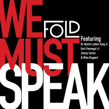 We Must Speak (EP) cover art