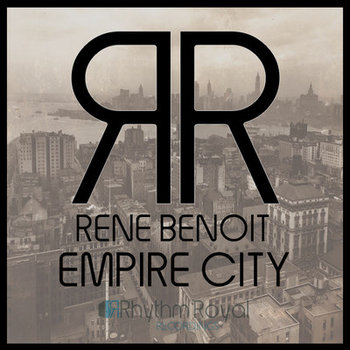 René Benoit - Empire City cover art