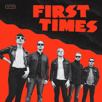 First Times EP cover art
