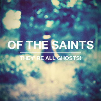 They're All Ghosts! EP cover art