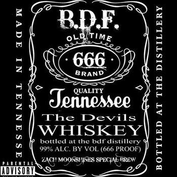 The Devils Whiskey (Single) cover art