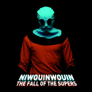 The fall of the supers (digital only) cover art