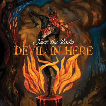 Devil in Here cover art