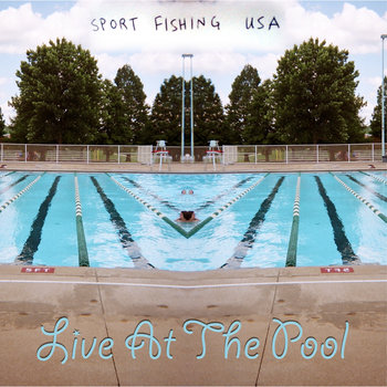 Live at The Pool cover art