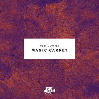 Magic Carpet EP cover art