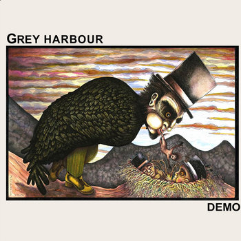 GREY HARBOUR demo cover art