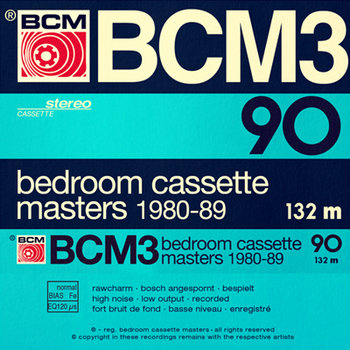 Bedroom Cassette Masters 1980-89 Volume Three cover art