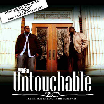 UNTOUCHABLE 2.0 cover art