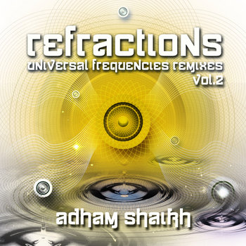 Refractions Vol 2 cover art