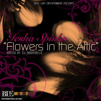"""Flowers In The Attic"" cover art"