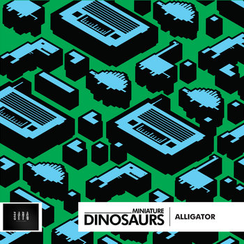 Alligator (SSR003) cover art