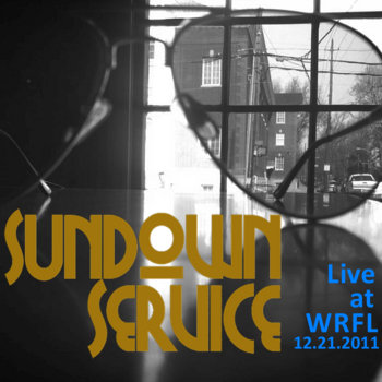 Live at WRFL 12.21.2011 cover art