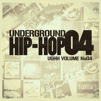 URBNET - Underground Hip-Hop, Vol. 4 cover art
