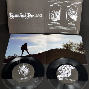 The Haunting Presence cover art