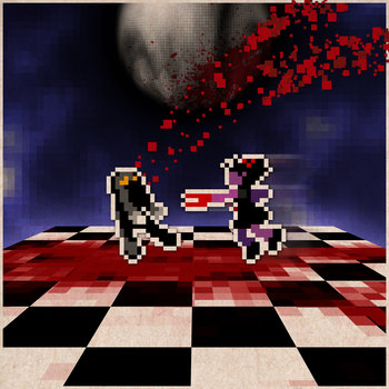 THEY BLEED PIXELS ON THE DANCE FLOOR (PREVIEW) cover art
