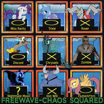 Chaos Squared cover art