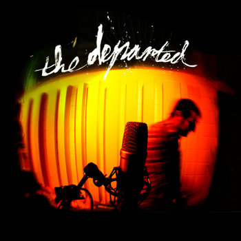 The Departed cover art