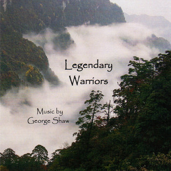 Legendary Warriors cover art