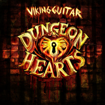 Dungeon Hearts (Metal Soundtrack) cover art