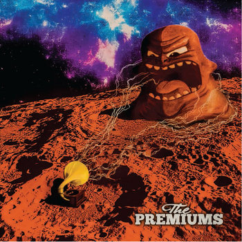 The Premiums EP cover art