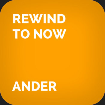 Rewind to now EP cover art