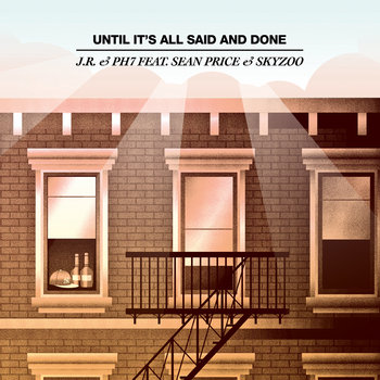 "Until It's All Said And Done 12"" cover art"