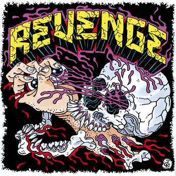 Revenge - S/T 12&quot; cover art