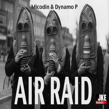 Air Raid - EP cover art