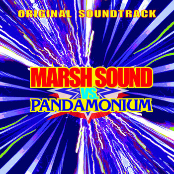 MarshSound Vs. Pandamonium OST cover art