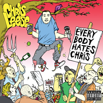 EVERYBODY HATES CHRIS (ALBUM) cover art