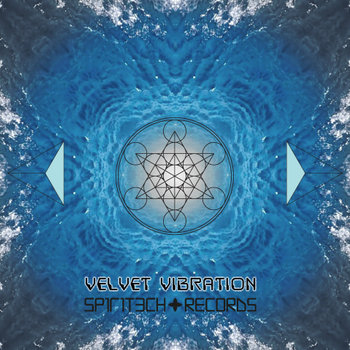 VA - Velvet Vibration Compile By Blue Bliss cover art