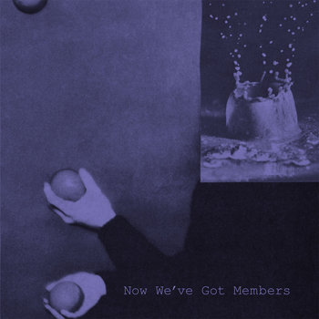 Now we've got members - Unchronological Rhythm/Mysterious Paths cover art