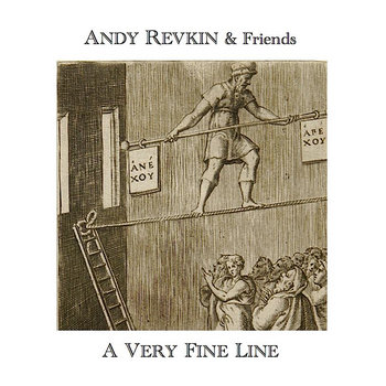 A Very Fine Line cover art