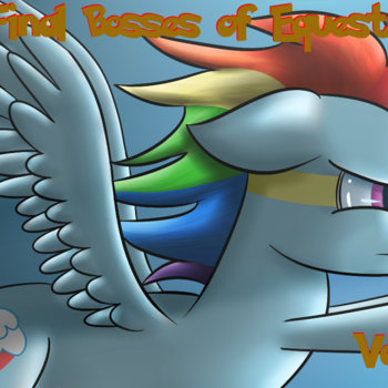 Epic Final Bosses of Equestria Vol. 2 cover art