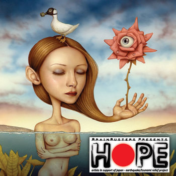 Hope Volume 1: Japanese Night Music cover art