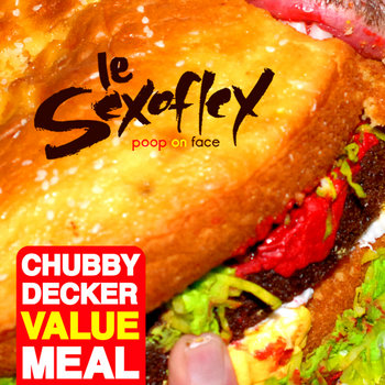 Chubby Decker Value Meal cover art