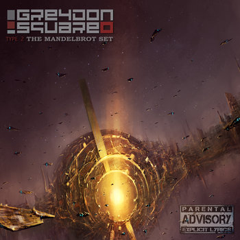 Type II : The Mandelbrot Set cover art