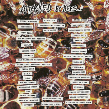 Attacked By Bees... cover art